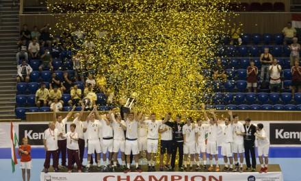 Унгария спечели титлата