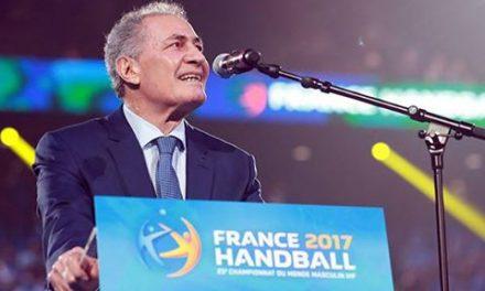 Шефът на световния хандбал идва в България за големия турнир