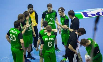 Ирландия продължава битката за 9-то място