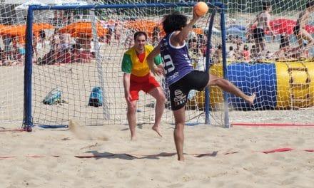 Битката за титлата на България по плажен хандбал започва в петък