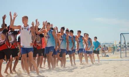Резултати от жребия за държавното първенство по плажен хандбал