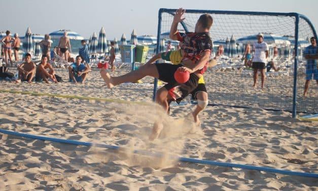 Държавно първенство по плажен хандбал 2020