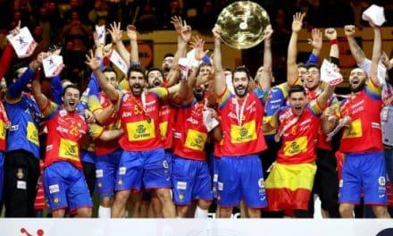 Испания спечели първата си европейска титла по хандбал при мъжете