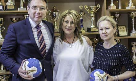Консулите на Унгария и Словакия посетиха президента на БФХ Росица Бакърджиева преди конгреса в Глазгоу