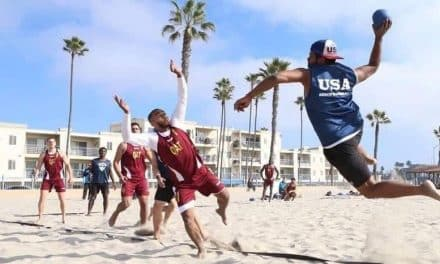 Международен турнир по плажен хандбал 02-05 август в Александруполи, Гърция