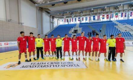 Тежък втори мач за България в турнира M20 EHF Championship