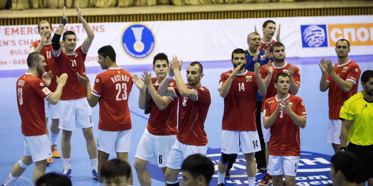Станаха ясни съперниците на България в квалификациите за Европейското първенство при мъжете