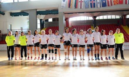 Девойките на България с победа и загуба в контролни срещи с националките на Гърция