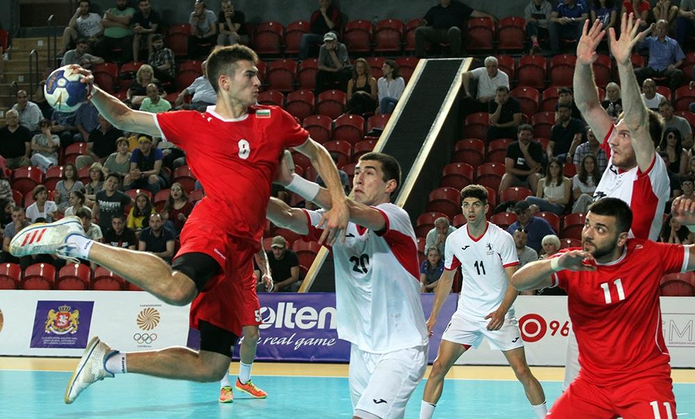 България се класира на полуфинал в турнира IHF Emerging Nations Championship 2019