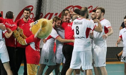 Грузия спечели 3-тото издание на  IHF Emerging Nations Championship