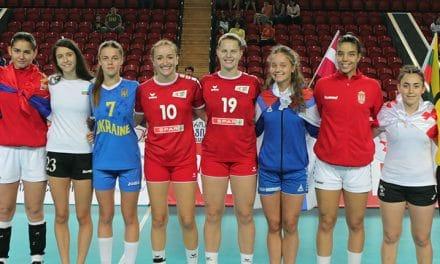 Мари Томова грабна приза за голмайстор на Европейското първенство в Грузия