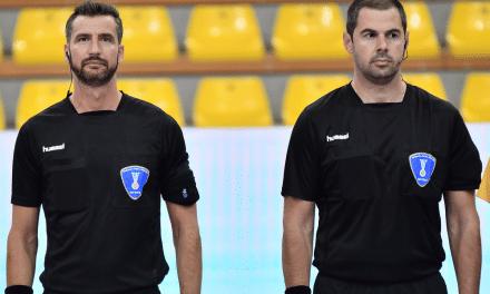 След 10 години пауза родна съдийска двойка отново ще ръководи мач от Шампионската лига