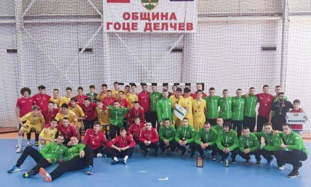 Северна Македония спечели Балканския турнир за юноши в Гоце Делчев