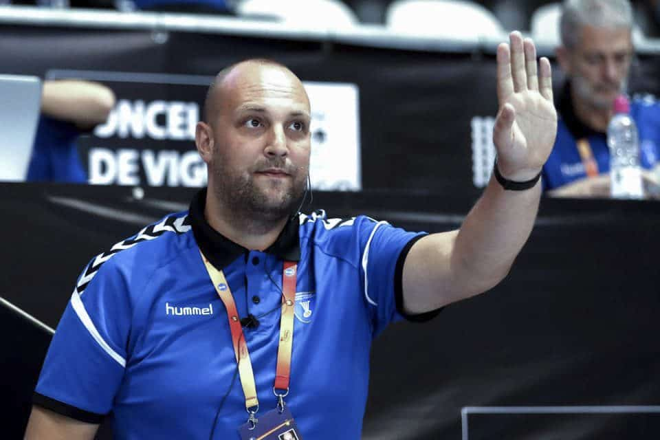 Михаил Башев с два топ наряда от IHF