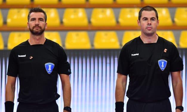 """Дойчинов и Горецов ще ръководят мач на европейския шампион """"Гьори Ауди ЕТО"""""""