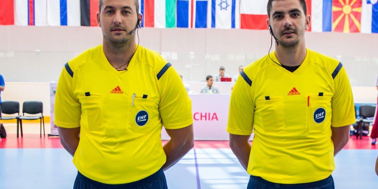 Светослав Йовчев и Звезделин Йончев с наряд за Шампионската лига