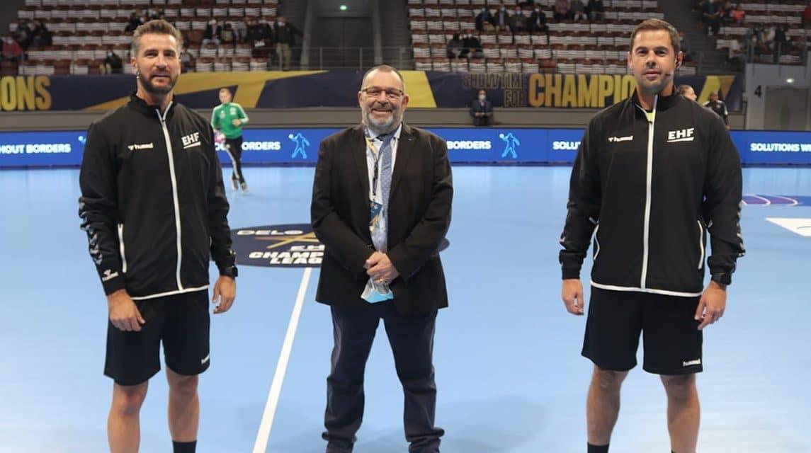 Нов наряд в Шампионската лига за Дойчинов и Горецов