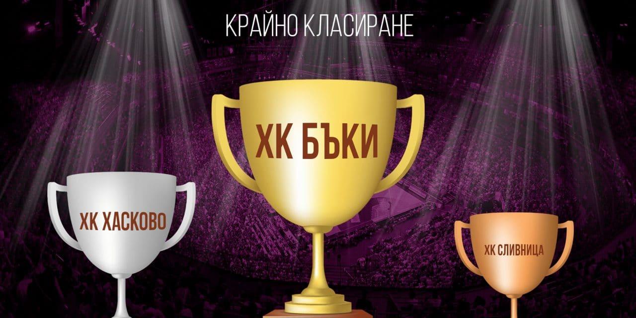 """Девойките на """"Бъки"""" (Габрово) спечелиха Купа България"""