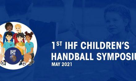 Безплатен и отворен симпозиум на IHF за детски хандбал през месец май