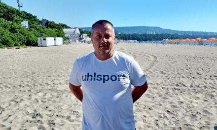 Росен Добрев: Варна става Европейска столица на хандбала, 1,7 мил. лева струва първенството