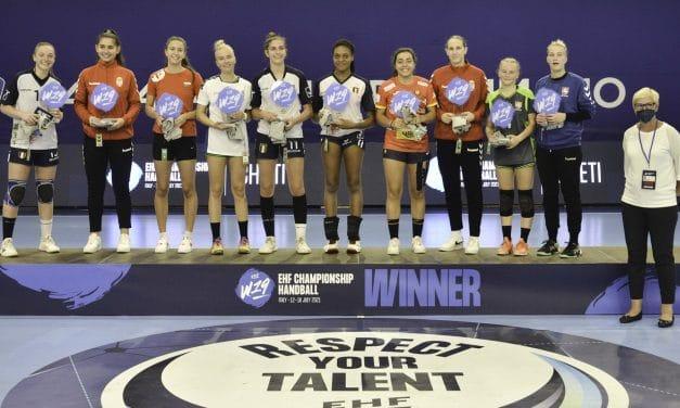 Мари Томова стана голмайстор на W19 EHF Championship в Киети