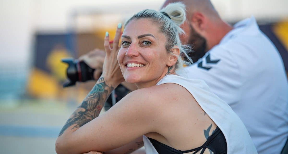Чаровната звезда на хандбала Аня Аутхаус: Във Варна имах много първи пъти