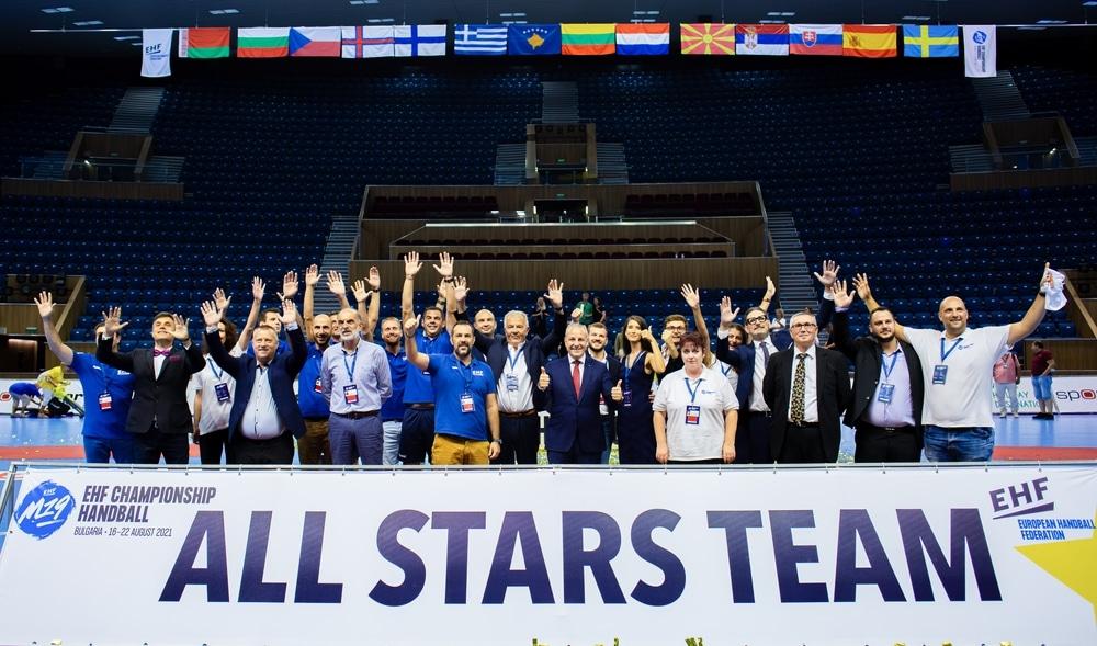 EHF изпрати благодарствено писмо до БФ Хандбал